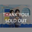 ◆数量・期間限定     おうち写真館 koinobori  SEA(青) *名入れあり【Lサイズ:縦1030 × 横1456 mm】
