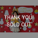 ◆数量・期間限定 おうち写真館 Santa & friends  RED Lサイズ(縦1030 × 横1456 mm)