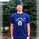 第1弾!!THE NORTH FACE×日本3百名山ひと筆書きコラボレーション応援Tシャツ