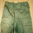【Australian Army 80´S Fatigue Pants  Dead stock】オーストラリア軍 80´S ファティーグパンツ Dead stock 74-84S(メンズMサイズ相当)