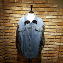 guateng  denim jacket  typeA