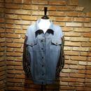 guateng  denim jacket  typeA