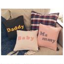 ミニクッション Family Set (Daddy Mammy Baby)