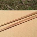 元禄箸 茶 21cm 1000膳(1膳5円)100膳×10束