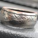 coin ring   (Georgia州 25セント)