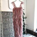 【flea market】MULLER of yoshiokubo dress