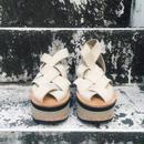 ARIELLE DE PINTO / LVMM woven tape -beige-