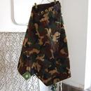 SHIROMA hungarian army wrap skirt