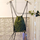 SHIROMA 16-17A/W DARK AGES embroidery quilting knappsack -S-