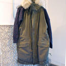 50%OFF!!!SAMPLE SALE!! Yan na Maury remake mods coat