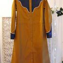 NON TOKYO western long shirts -mustard-