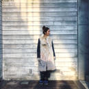 50%OFF!!! SHIROMA 16-17A/W DARK AGES fur coat -beige-
