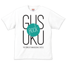 GUSUKU ROCK FES  TEE(B)/ WHITE