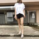 サイドリングTシャツ