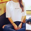 사랑=LOVEシャツ