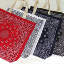 INFIELDER DESIGN Bandana Tote Bag
