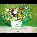 春が愛を届ける(ジクレー版画)