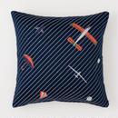 snip snap SKY cushion cover | night umbrella