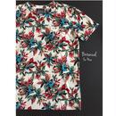 ボタニカル メンズTシャツ  Botanical - A