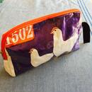 鶏 pouch