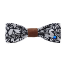 BOREBOSHI LEATHER/BOW TIE