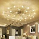 豪華 華麗 インテリア 流れ星 21灯 シーリングライト LED ペンダントライト ランプ 天井 照明 シャンデリア