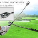 調節可能!スウィングトレーナー ゴルフ用品 練習 トレーニング スイング