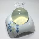 ソープディッシュ(ミモザ)+白美の雫洗顔石鹸