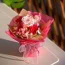 Bouquet! プリザーブドフラワー花束風アレンジ ピンク