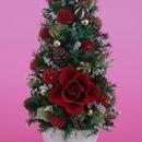 ローズクリスマスツリー