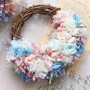 gift wreath ( half type φ15〜19cm)