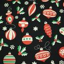 USプリントカットクロス クリスマス 55㎝×50㎝