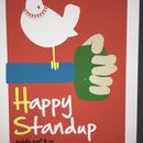 Happystandup限定ポスター