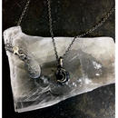 【予約】 Ancient moon necklace SV