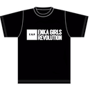 ENKA GIRLS REVOLUTION Tシャツ