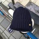 Knit Cap/Navy