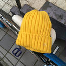 Knit Cap/Yellow
