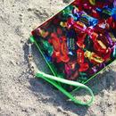 "Neoprene Clutch Bag ""Candy"""