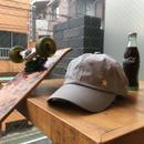 Twill Cap/Gray