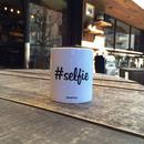 """Hashtag Mug """"selfie"""""""