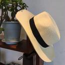 Paper  Braid  Hat/Yellow