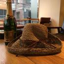 Mix  Color  Wide  Brim  Hat/Brown
