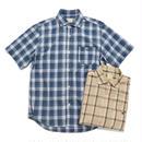 チェックBDシャツ BR-7551