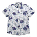 【Kennington】Big flower Hawai S/SL Shirts