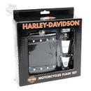 Harley-Davidson® Flask H-D Motorcycles Set フラスコ
