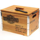 Harley-Davidson 1903 Crate Beer Cooler Gift Set