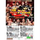 【送料無料】3.21高島平大会前売りチケット【全席自由】