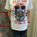 【Tシャツ】HEAT-UP×ユキヒーロープロレスコラボ【残りわずか】
