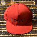 LOCAL CAP BURGUNDY