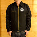 T/C TWILL WORK JACKET BLACK